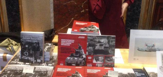 Naše su knjige prvi put u prodaji na najvećem godišnjem austrijskom susretu maketara u Muzeju vojne povijesti u Beču!