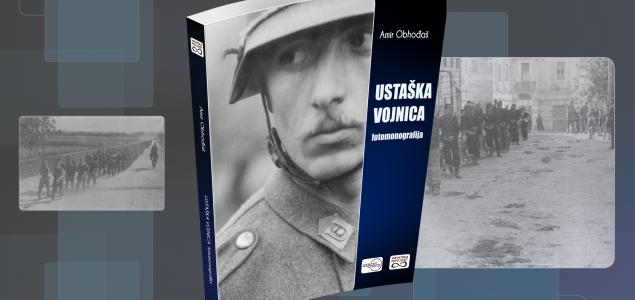 """Iz tiska izašla fotomonografija """"Ustaška vojnica"""" s više od 400 fotografija, uglavnom nikad dosad viđenima"""