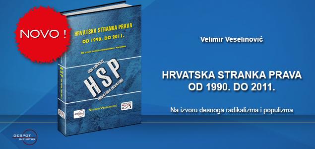 NOVO – HRVATSKA STRANKA PRAVA OD 1990. DO 2011.