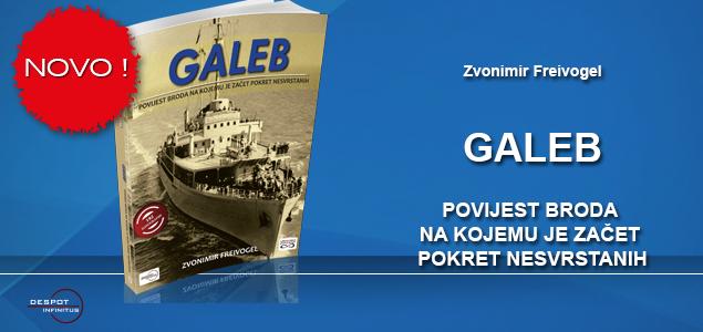 NOVO – GALEB