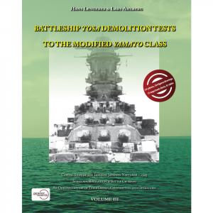 BATTLESHIP TOSA DEMOLITION TESTS  TO THE MODIFIED YAMATO CLASS