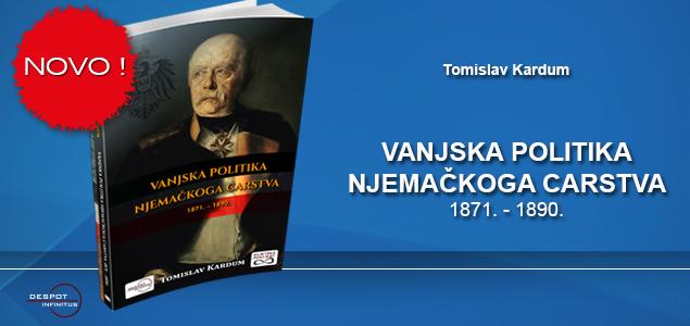 NOVO – VANJSKA POLITIKA NJEMAČKOGA CARSTVA  1871. – 1890.
